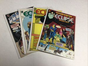 Eclipse Monthly 1 2 3 6 Nm Near Mint Eclipse Comics