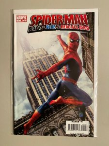 Spider-Man Special Black Blue and Read All Over #1 6.0 FN (2006)