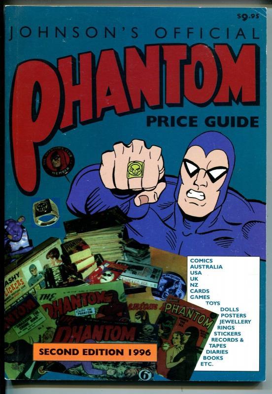 Phantom Price Guide #2 1996-Australia-comics-rings-books-Big Little Books-FN/VF