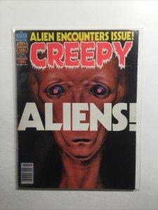 Creepy 96 Fine+ Fn+ 6.5 Mar 1978 Warren Magazine