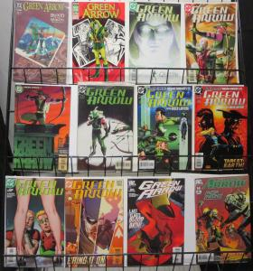Green Arrow Mini-Library Survey Lot of 23Diff (DC 1988-2010) Black Canary Queen