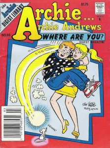 Archie Archie Andrews, Where Are You? Digest Magazine #93 VF/NM; Archie | save o