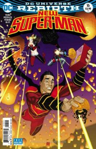 New Super-Man #16A VF/NM; DC | save on shipping - details inside