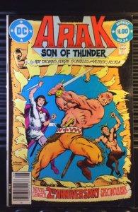 Arak, Son of Thunder #24 (1983)