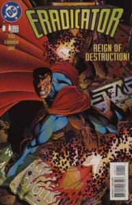 Eradicator (1996 series) #1, NM- (Stock photo)