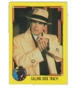1990 Topps DICK TRACY-CALLING DICK TRACY! #23
