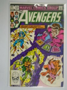 Avengers #235 Direct edition 4.0 VG (1983 1st Series)