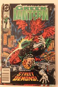 Green Lantern 2 NM