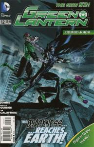 Green Lantern (5th Series) #12B VF/NM; DC | save on shipping - details inside