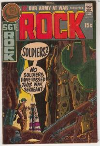Our Army at War #227 (Jan-71) FN/VF+ High-Grade Easy Company, Sgt. Rock