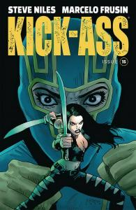 KICK-ASS (2017 IMAGE) #15 PRESALE-06/26