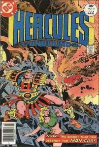 DC HERCULES: UNBOUND #11 FN