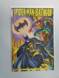 Spider-Man and Batman #1 (1995) 7.0/FN