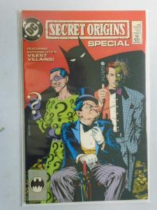 Secret Origins Special #1 (1989) 8.0 VF
