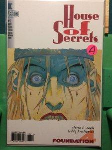 House of Secrets #4