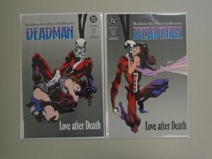 Deadman Love After Death set #1 to #2 - 6.0 - 1990