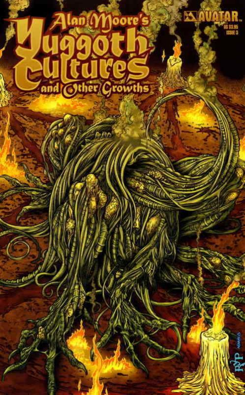 Yuggoth Cultures and Other Growths (Alan Moore's… ) #3A FN; Avatar | save on shi