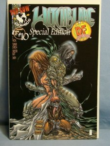 WITCHBLADE Top Cow Comic 1996 SPECIAL EDITION DYNAMIC FORCES VARIANT RARE 1st Ed