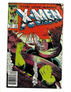 Lot Of 6 Uncanny X-Men Marvel Comic Books # 176 177 178 179 180 181 Gambit SM19