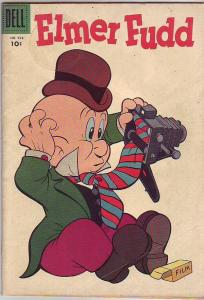 Four Color #938 (Sep-58) VG/FN Mid-Grade Elmer Fudd, Bugs Bunny, Daffy Duck, ...