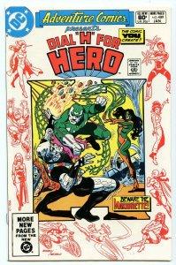 Adventure Comics 489 Jan 1982 NM- (9.2)