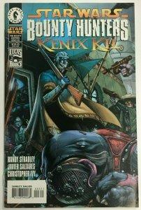 STAR WARS BOUNTY HUNTERS KENIX KIL VF/NM 1999 DARK HORSE COMICS