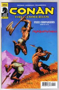 CONAN the CIMMERIAN #17, NM, Joseph Linsner, Truman, 2008 2009, more in store