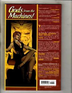 Bombshells Vol. # 4 Queens DC Comics TPB Graphic Novel Comic Book Batman J346