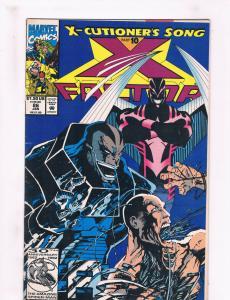 X-Factor #86 VF/NM Marvel Comics Comic Book X-Men Jan 1993 DE30