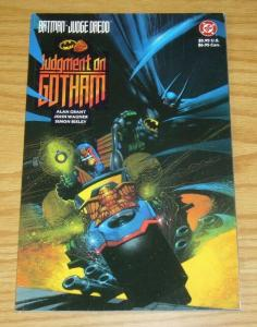 Batman/Judge Dredd: Judgment on Gotham #1 (4th) VF/NM; DC | save on shipping - d