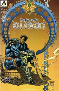 Prophecy of the Soul Sorcerer #4 VF/NM; Arcane | save on shipping - details insi