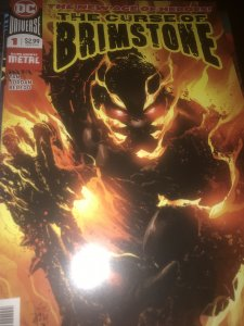 DC The Curse of Brimstone #1 Mint