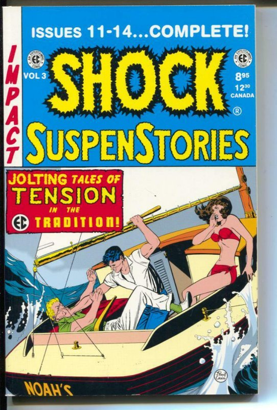 Shock Suspenstories Annual-#3-Issues11-14-TPB- trade