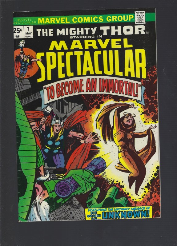Marvel Spectacular #7 (1974)