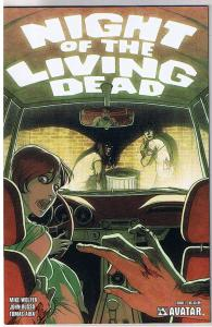 NIGHT of the LIVING DEAD #2, NM+, Zombies, 2010, undead, more NOTLD in store