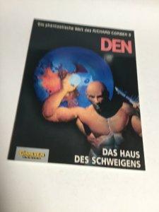 Den Das Haus Des Schweigens SC Softcover Oversized Carlsen Comics