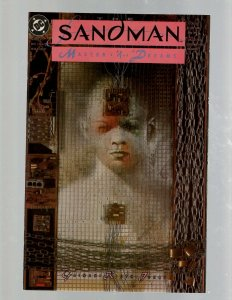 Sandman # 5 NM DC Comic Book Neil Gaiman Morpheus Death Lucifer SB5