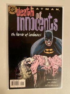 Batman Death of Innocents #1 8.0 VF (1996)