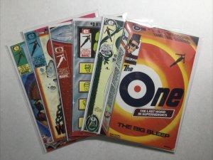 The One 1-6 1 2 3 4 5 6 Lot Run Set Near Mint Nm Epic Comics