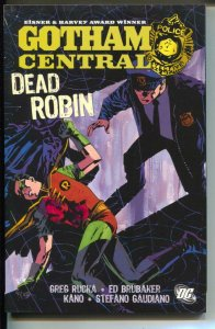 Gotham Central: Dead Robin-#5-Greg Rucka-TPB-trade