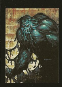 Skybox Ultraverse Edition C1 SLUDGE 1994 Prototype Card
