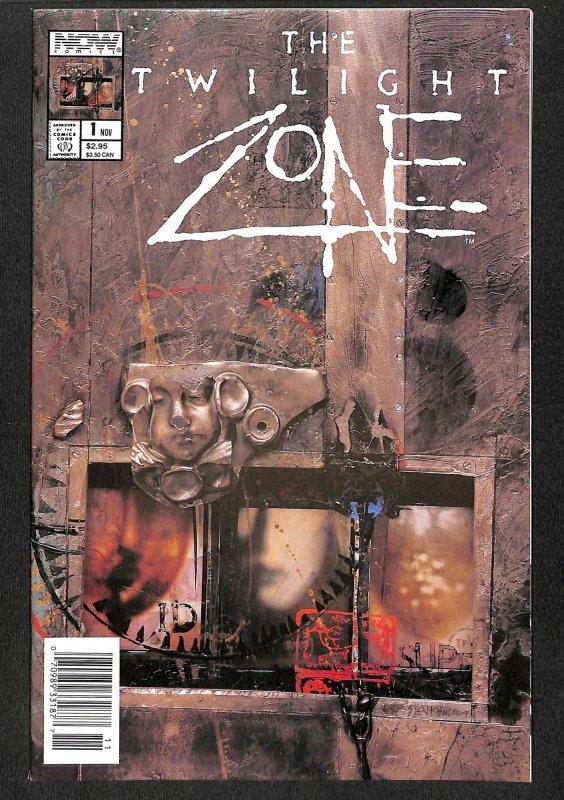 Twilight Zone #1 (1990)