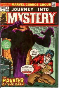 JOURNEY INTO MYSTERY (1972 2ND) 4 VF-NM April 1973 COMICS BOOK