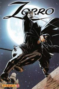 Zorro (2008 series) #5, NM (Stock photo)