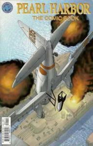 Pearl Harbor: The Comic Book #1B VF/NM; Antarctic | save on shipping - details i
