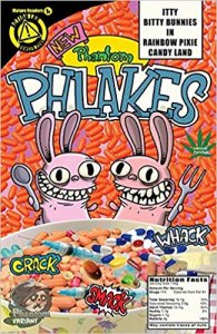 Itty Bitty Bunnies In Rainbow Pixie Candy Land Xmas #1 (Phantom variant) VF/NM;