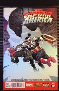 All-New Captain America #3 (2015)