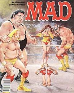 Mad (1952 series) #285, Fine+ (Stock photo)