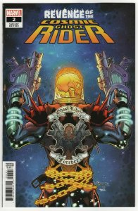 Revenge Of Cosmic Ghost Rider #2 Lubera Variant (Marvel, 2020) NM