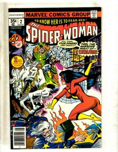Lot of 12 Spider-Woman Marvel Comic Books #2 3 4 5 6 7 8 9 10 11 12 13 GK18
